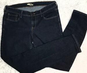 "Old Navy ""Diva"" jeans"